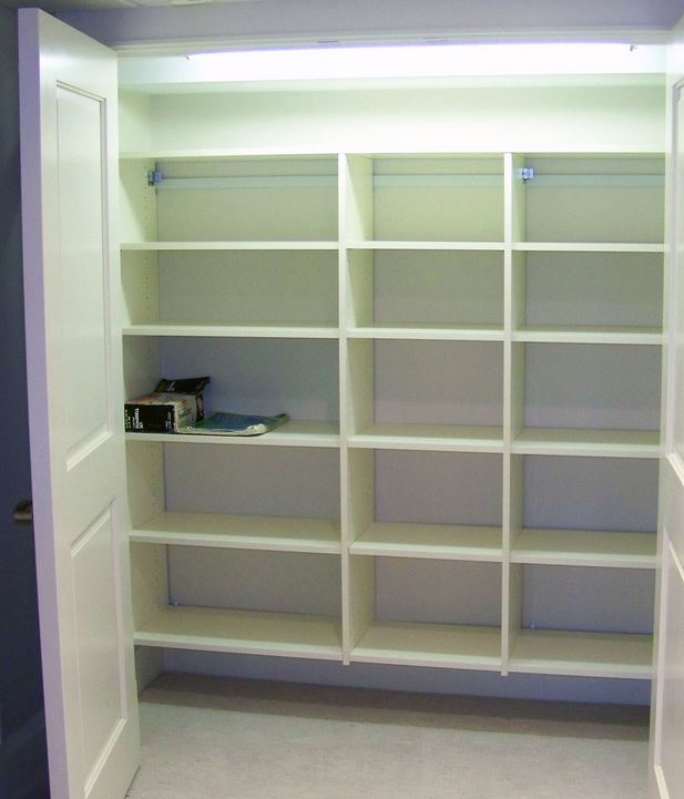 Watch Our Commercial! & Expert Closets | Expert Closets - Garage and Basement Storage Solutions