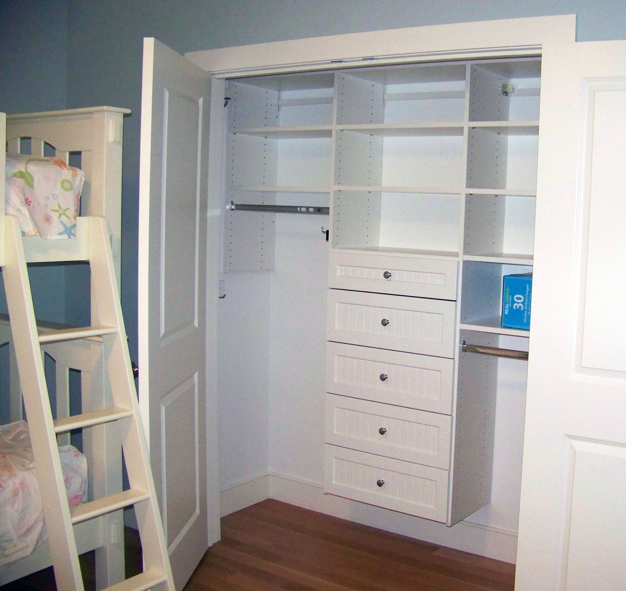 Kids Closets Storage