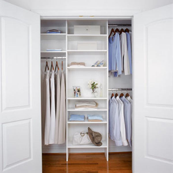 Expert Closets Expert Closets Custom reach in closets